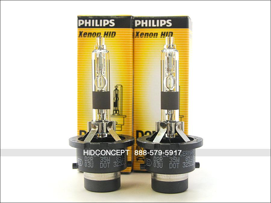 2 philips d2r xenon hid bulbs lexus is300 es300 gs300. Black Bedroom Furniture Sets. Home Design Ideas